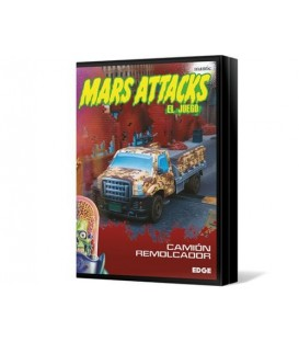 Mars Attacks: Camión Remolcador