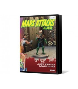 Mars Attacks: Juez Dredd Marciano