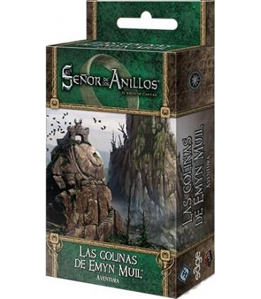 El Señor de los Anillos LCG: Las Colinas de Emyn Muil / Sombras del Bosque Negro 4