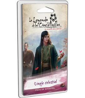La Leyenda de los Cinco Anillos LCG: Linaje Celestial / Ciclo Herencia 4