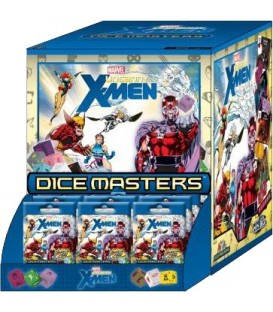 Dice Masters: X-Men Uncanny - Display de 90 Sobres (Castellano)