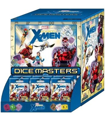 Dice Masters: X-Men Uncanny - Display de 90 Sobres (Castellano)