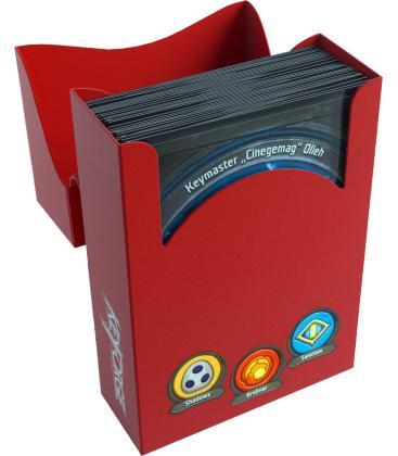 KeyForge Aries Deck Box - Azul