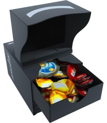 KeyForge Gemini Deck Box (Negro)