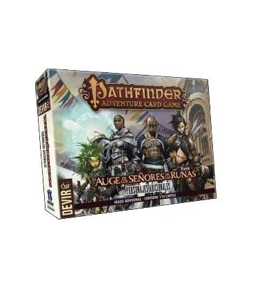 Pathfinder: El Auge de los Señores de las Runas (Personajes Adicionales)