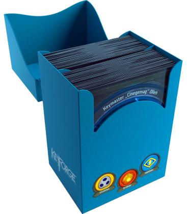 KeyForge Gemini Deck Box (Azul)
