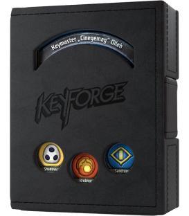 KeyForge Deck Book (Negro)