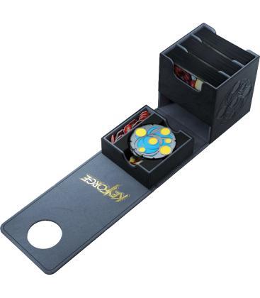 KeyForge Vault (Negro)
