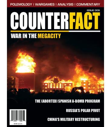 CounterFact Issue 009: War in the Megacity