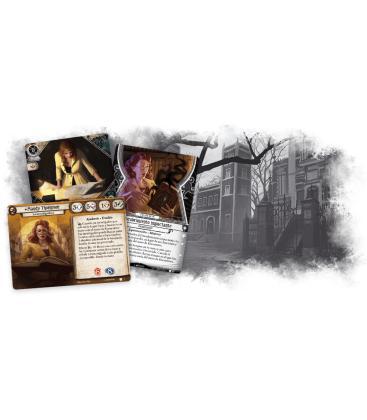 Arkham Horror LCG: Los Devoradores de Sueños