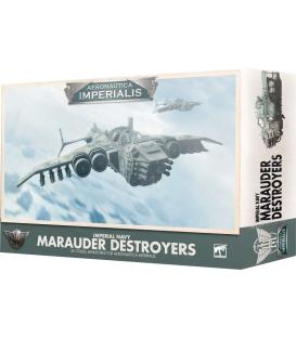 Aeronautica Imperialis: Imperial Navy (Marauder Destroyers)