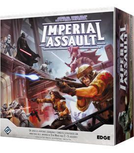 Star Wars: Imperial Assault (Esquina golpeada)