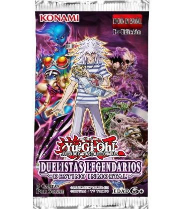 Yu-Gi-Oh! Duelistas Legendarios: Destino Inmortal (Sobre)