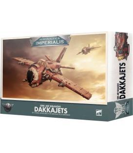Aeronautica Imperialis: Ork Air Waaagh! (Dakkajets)