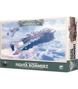 Aeronautica Imperialis: Ork Air Waaagh! (Fighta Bommerz)