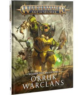 Warhammer Age of Sigmar: Clanes Orruk (Tomo de Batalla)