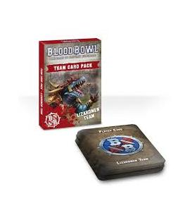 Blood Bowl: Lizardmen Team (Card Pack)