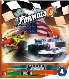 Formula D 4: G.P. Baltimore / Buddh