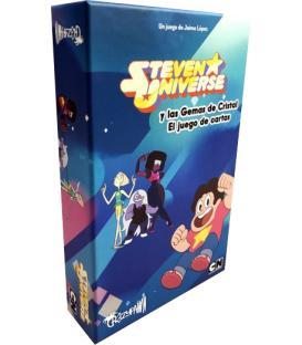 Steven Universe y las Gemas de Cristal
