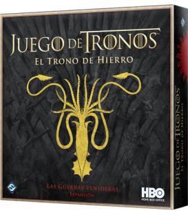 Juego de Tronos: El Trono de Hierro - Las Guerras Venideras (Esquinas rozadas)