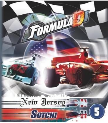Formula D 5: New Jersey / Sotchi