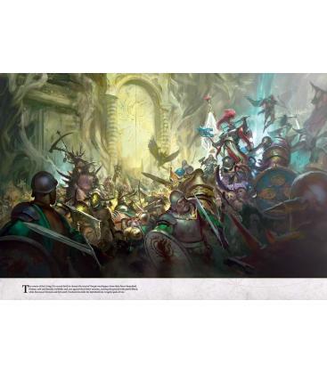 Warhammer Age of Sigmar: Ciudades de Sigmar (Tomo de Batalla)