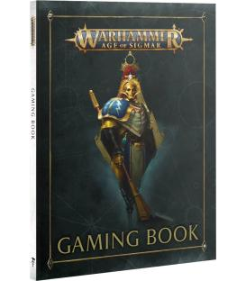 Warhammer Age of Sigmar: Gaming Book (Inglés)