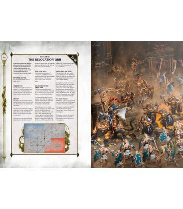 Warhammer Age of Sigmar: Libro de Juego