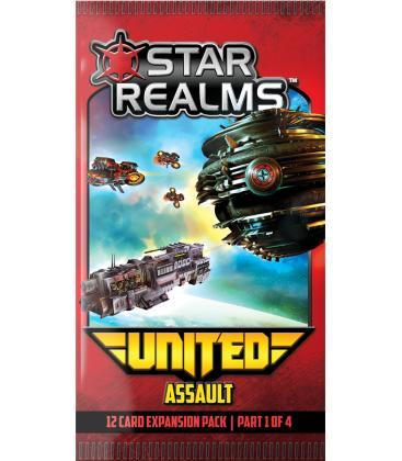 Star Realms United: Asalto