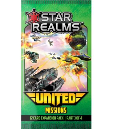 Star Realms United: Misiones