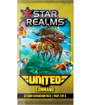 Star Realms United: Mando