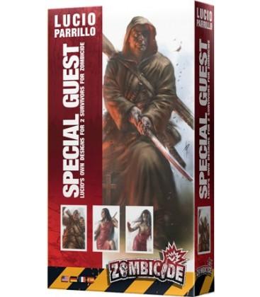 Zombicide Special Guest: Lucio Parrillo