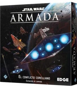 Star Wars Armada: El Conflicto Corelliano (Esquinas rozadas)