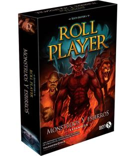 Roll Player: Monstruos y Esbirros