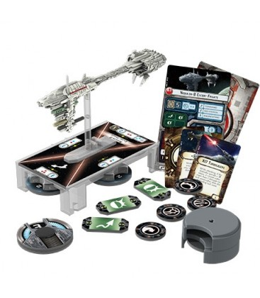 Star Wars Armada: Fragata Nebulon-B