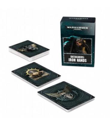 Warhammer 40,000: Iron Hands (Datacards)