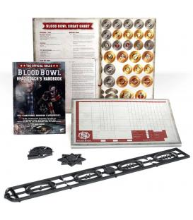 Blood Bowl: Head Coach's Rules & Accessories Pack (Inglés)