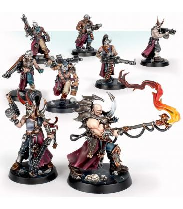 Warhammer Quest Blackstone Fortress: Cultists of the Abyss