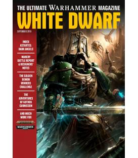 White Dwarf: September 2019 (Inglés)