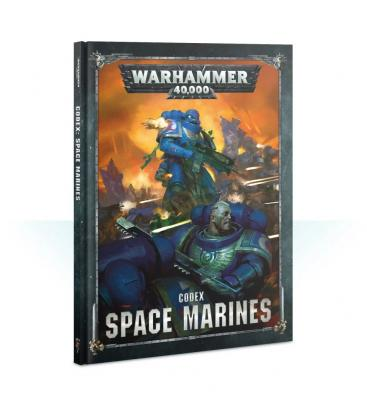 Warhammer 40,000: Space Marines - Codex (Tapa Dura)