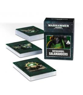 Warhammer 40,000: Salamanders (Datacards)