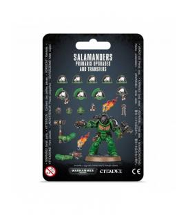 Warhammer 40,000: Salamanders (Primaris Upgrades and Transfers)