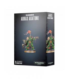 Warhammer 40,000: Salamanders (Adrax Agatone)