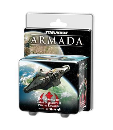 Star Wars Armada: Escuadrones de Cazas Rebeldes II