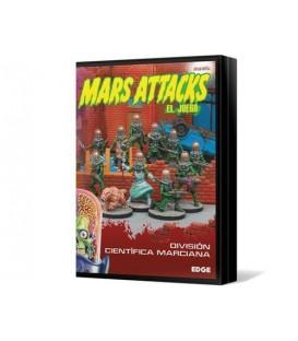 Mars Attacks: División Científica Marciana
