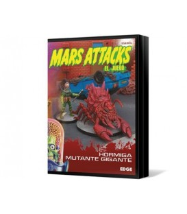 Mars Attacks: Hormiga Mutante Gigante