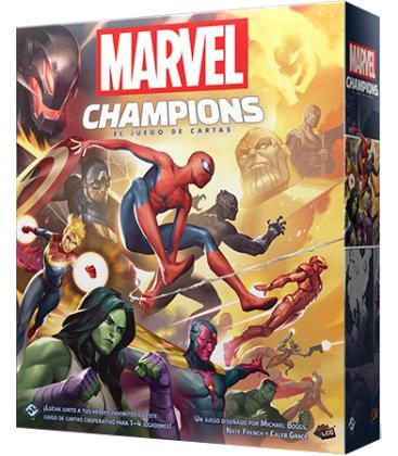 Marvel Champions: LCG