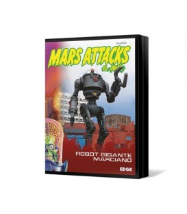 Mars Attacks: Robot Gigante Marciano