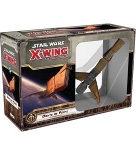 Star Wars X-Wing: Diente de Perro (Caja magullada)