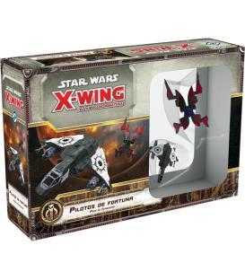 Star Wars X-Wing: Pilotos de Fortuna (Caja golpeada)